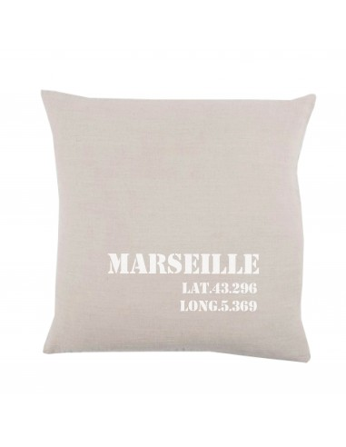 Coussin MARSEILLE