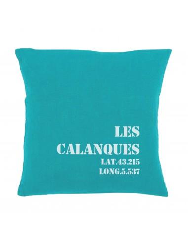 Coussin LES CALANQUES