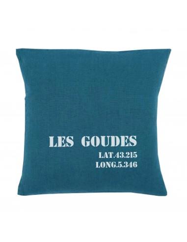 Coussin LES GOUDES