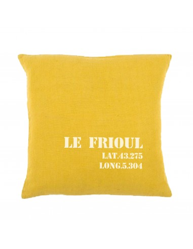 Coussin LE FRIOUL