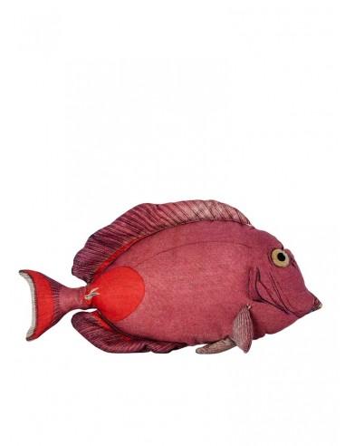 Coussin poisson bordeaux