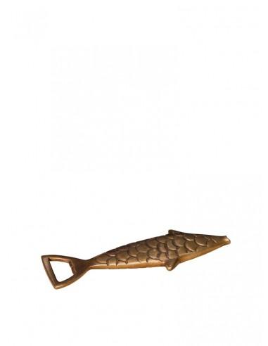 Décapsuleur poisson doré